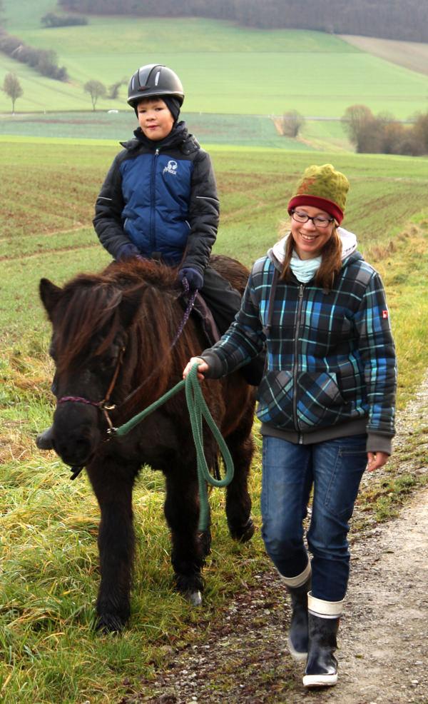 Reitherapeutik mit dem Pferd - ganzheitliche Förderung